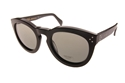 CELINE PRETTY CL41801/S 807 POLARISED VINTAGE STYLE ROUND KEYHOLE BRIDGE SUNGLASSES