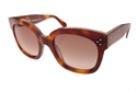 Picture of CELINE NEW AUDREY CL41805/S O5L HAVANA