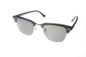 Picture of Ray-Ban 0RB3016 WO365 Clubmaster BLACK