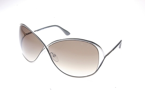 Picture of TOM FORD MIRANDA FT0130 08B GUNMETAL