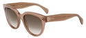 Picture of Celine AUDREY CL41755/S GKYDB OPAL BROWN