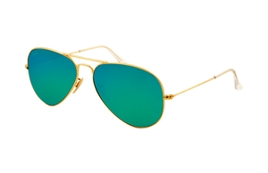 Picture of Ray-Ban RB 3025 mirror aviator 112/19