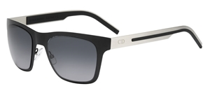 Picture of Dior Homme Blacktie 189/S IXA black sunglasses
