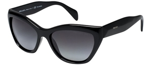 Picture of Prada Poeme Black 0PR 02QS 1AB/0A7