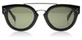 Celine CL41043/S 807 Black 'New Preppy' Kris Jenner streetstyle retro 1950's sunglasses,double bridge round,2015,2016,classic,stylish,catwalk,moda,mode,fashion,face accessories