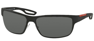 Picture of PRADA LINEA ROSSA 0PS 50QS DG0/1A1 MATTE BLACK