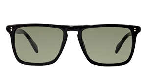 OLIVER PEOPLES BERNARDO OV5189/S 1005N5   BLACK MIDNIGHT EXPRESS POLARIZED FLATTOP MENS SUNGLASSES