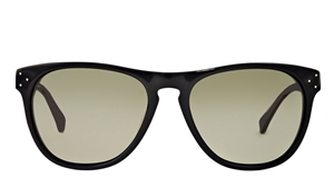 OLIVER PEOPLES DADDY B BLACK G+15 POLARIZED RETRO MENS SHADES,SUNGLASSES,LUNETTES,SONNENBRILLE