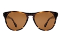 OLIVER PEOPLES DADDY B  COCOBOLO BROWN POLARIZED RETRO MENS SHADES,SUNGLASSES,LUNETTES,SONNENBRILLE