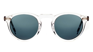 Oliver Peoples Gregory Peck OV5217S 1101/R8 CRYSTAL POLARIZED  RETRO INSPIRED SUNGLASSES