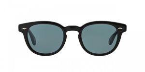 Picture of Oliver Peoples Sheldrake sun OV5036/S 1005R8  MATTE Black  photochromic