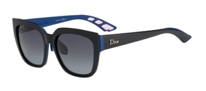 Picture of Dior De cale 2  BQ9 HD Black Royal blue and baby pink