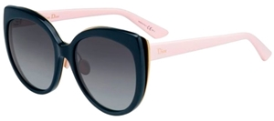Picture of Dior Diorific 2N 3C3 HD Black , pink and gold