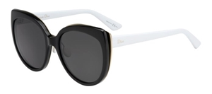 Picture of Dior Diorific 1N 3B8 Y1 Black Gold White