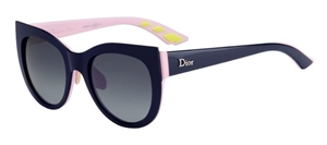 Picture of Dior Decale 1 Dark Blue Baby pink Grey lenses Dior BRO HD
