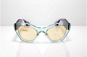 Picture of MIU MIU SMU11P TID-3FO APPLE/LILAC BUTTERFLY TRANSLUCENT
