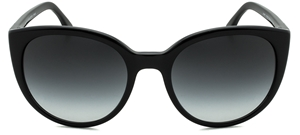 Picture of EMPORIO ARMANI EA4043 5017/8G BLACK ROUNDED CATSEYE