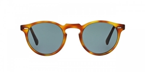 Oliver Peoples Gregory Peck OV5217S 1483R8  SEMI MATTE SYCAMORE  RETRO INSPIRED SUNGLASSES