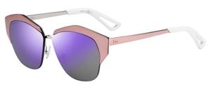 Dior Mirrored shiny pink Rihanna Tokyo show VIP sunglasses