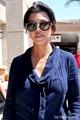 Kourntey Kardashian Celine New Preppy CL41043S 086 Dark havana round retro shades, Streetystyle Sunglasses, Kepping up with the Kardashians, Celebrity