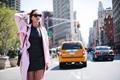 Celine CL41090s AEAZ3 catherine Dark Havana with Black Flash, oversized,Square,statement,bold,streetstyle,Andy Torres, Blogger,Instagram