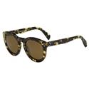 Celine CL41801/S PHWHK Pretty Moss Havana, round,square, retro,vintage,streetstyle,paris.london,lunettes,gafas,sunglasses,shades