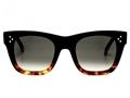 Celine Small Catherine CL41053/S Fu5Z3 black honey havana wayfarer style,streetstle,zztop ,kardashian,jenner,kendall,kim,kris