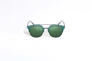 Dior Composit 1.0 a2jaf khaki Flat Pantos shape Streetstyle futuristic sunglasses