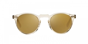 OLIVER PEOPLES OV5217S GREGORY PECK VINTAGE HOLLYWOOD RETRO STYLE MIRRORED CLASSIC SUNGLASSES