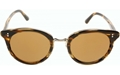 Oliver Peoples Spelman cocobolo unisex vintage 50's inspired sunglasses