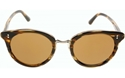 Oliver Peoples Spelman cocobolo unisex vintage 50's inspired sunglasses