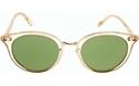 Oliver Peoples OV5323S 109452 50's vintage style modern detail sunglasses
