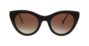 thierry lasry Perky 101 Black, mazzucchelli acetate and gold titanium,luxury,retro, catseye,streetstyle sunglasses