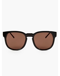 thierry lasry authority 101 black, mazzucchelli acetate and titanium,luxury wayfarer,streetstyle sunglasses
