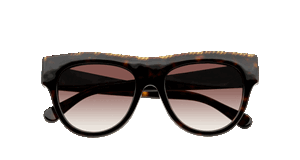 stella mccartney sc0017s-002 large havana falabella sunglasses, classic,timeless,enviromentaly friendly,Notting Hill,London,fashion,streetstyle,unisex,mens,womens,lunettes