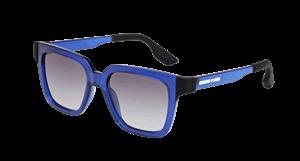 7b17147239 MCQ ALEXANDER MCQUEEN MQ0014S 003 CRYSTAL BLUE RECTANGULAR UNISEX ...