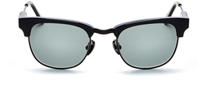 WESTWARD LEANING VANGUARD 1 UA-WW-BMBS-G5-CB,SHINY BLACK,MATTE BLACK,RECLAIMED WALNUT INLAY, BLACK CERAMIC NOSEPADS,STANDARD GREY LENSES,CLASSIC,CLUBMASTER,,UNISEX,GAFAS DE SOL,LUNETTES, SAN FRANCISCO,JAPAN,JUSITN BEIBER, JAMES FRANCO,CELEBRITY,MILEY CYRUS,JESSICA ALBA,MADONNA