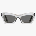 Picture of CELINE EVA CL41399/S RDN TRANSPARENT GREY