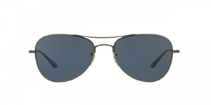 OLIVER PEOPLES X THE ROW,EXECUTIVE SUITE,OV1198ST,MINERAL GLASS,BLUE,PEWTER TITANIUM,OLIVER PEOPLES, ACETATE, WAYFARER, STREETSTYLE, FASHION, RETRO, FASHION, FORWARD, OLSEN TWINS, MARY KATE,ASHLEY , LOS ANGELES, CELEBRITY, MENS,WOMENS