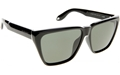 GIVENCHY GV7002/S D2885, OVERSIZED,CATSEYE,EYEMASK,SUNGLASSES,SHADES, LUNETTES DE SOLEIL,GAFAS DE SOL, 2016/2017,SHINY BLACK,BEVELLED,GREY LENSES,WOMENS,LUXURY,HIGH FASHION