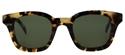Celine Sacha Havana Honey CL41376/S 3Y7/5D Square large sunglasses