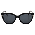 Picture of Fendi Angle FF0125/S D28BN Shiny Black/Grey
