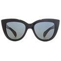 PAUL SMITH LOVELL PM8259SU 100587 BLACK ONYX WOMENS CATSEYE