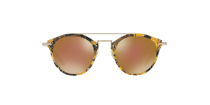OLIVER PEOPLES REMICK OV5349S 16422/F9 PALMIER SOLEIL ALAIN MIKLI ROUND AVIATOR UNISEX SUNGLASSES