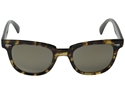 OLIVER PEOPLES MASEK OV5031SU51158239 HICKORY TORTOISE GREY GOLD TONE VINTAGE GLASSE LENSES RETRO STYLE SQUARE SUNGLASSES