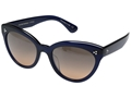 OLIVER PEOPLES ROELLA OV5355SU 156656 DENIM SUNSET LENSES WOMENS CATSEYE SUNGLASSES