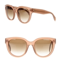 Celine CL41755/s GKYDB Audrey Archive Pink Opal with brown gradient lenses, Hard to find, Rare ,Collectors piece