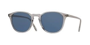 Oliver peoples Forman L.A. Sunglasses in workman grey as seen on Leonardo Di Caprio